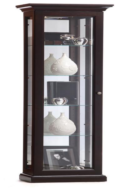 Highlighting Curio Cabinets  at Conway Furniture