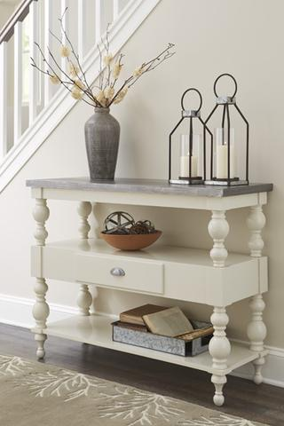 Sofa Table from Conway Furniture