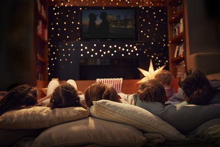 The 3 Things You Need to Host the Perfect Movie Night